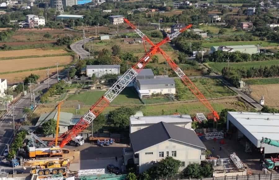 SHENG-JIN MACHINERY KOBELCO 7300