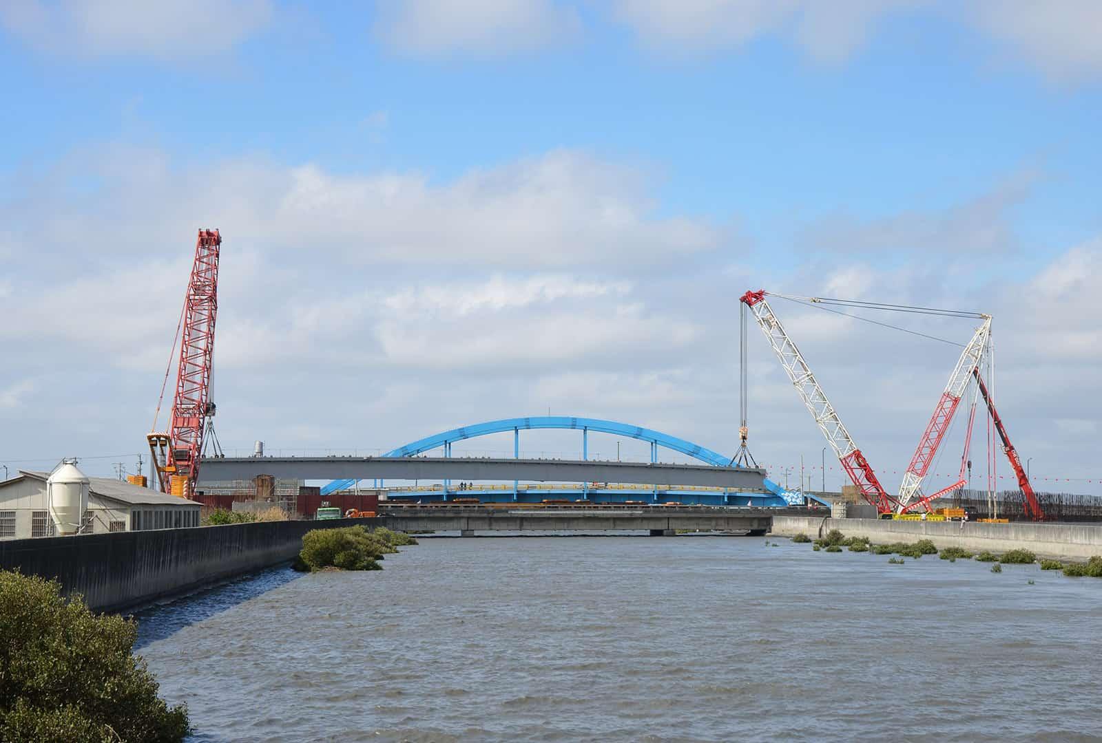 Mailiao Westport Bridge