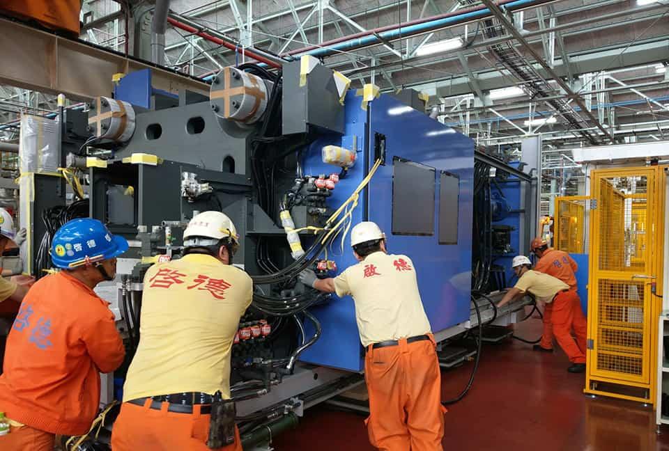 Technology factory transport